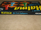 Halma - Spears Games - Vintage 1970's - Boxed - Made In England - Vintage Retro And Vinyl - 9