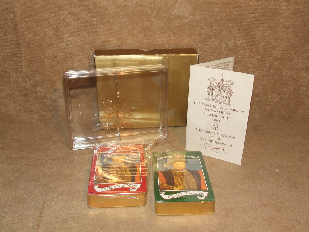 The 500th Anniversary Of The Birth Of Henry VIII Worshipful Company 1991 - Vintage Retro And Vinyl - 1