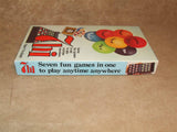 7hi Game - Mind Movers - Very Good Condition - Made In England - Vintage 1974 - Vintage Retro And Vinyl - 7