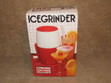 Manual Ice Grinder - Boxed - Kitchen Gallery - Vintage/Retro Made In Hong Kong - Vintage Retro And Vinyl - 11