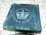 Queen's 2002 Golden Jubilee Inverlocky Ice Block With COA - Vintage Retro And Vinyl - 1