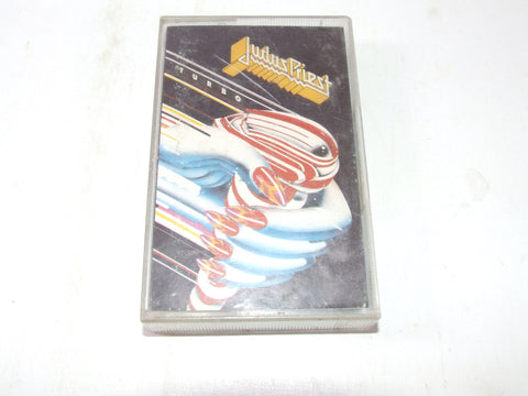 Judas Priest Turbo Cassette
