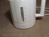 Electric Juicer 1 Litre Capacity - Cascade Model CE861 20W - 1990's - Vintage Retro And Vinyl - 5