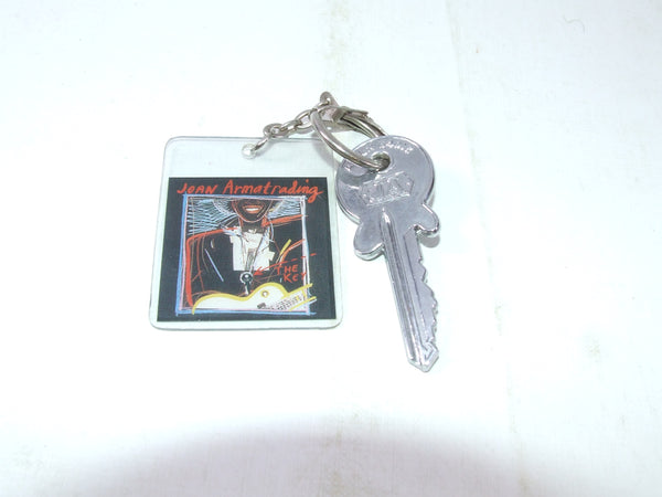 Joan Armatrading The Key Promotional Keyring