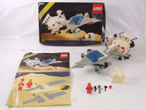 Lego Legoland Classic Space Star Fleet Voyager Boxed With Inst No 6929
