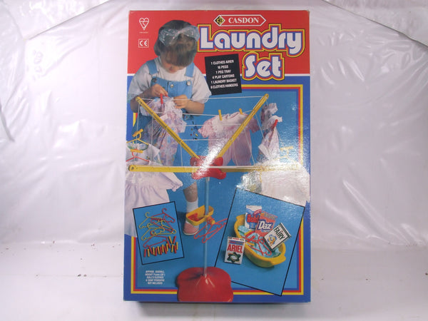 Casdon Laundry Set #382 Vintage 1993 Unused