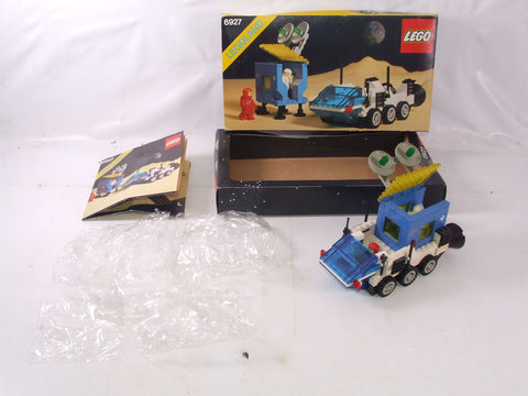 Vintage Lego Legoland Classic Space All Terrain Vehicle #6927 Boxed & Complete With Instructions