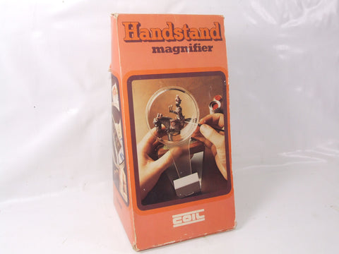 Handstand Magnifier For Hands Free Crafting Modelling Use