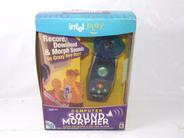 Intel Play Computer Sound Morpher