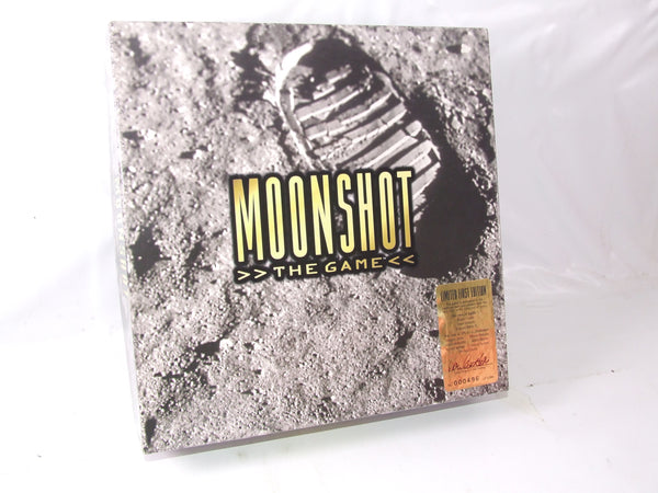 Moonshot The Game Limited First Edition Board Game