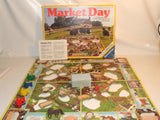 Market Day Board Game By Ravensburger Boxed And Complete Vintage 1984 Age 5+