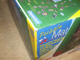 Puzzle Mat For 500 to 2000 Pieces - Clementoni - Boxed & Complete - Vintage Retro And Vinyl - 9