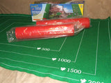 Puzzle Mat For 500 to 2000 Pieces - Clementoni - Boxed & Complete - Vintage Retro And Vinyl - 1
