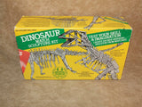 Dinosaur Match Sculpture Kit Diplodocus - Ravenscourt - Vintage 1987 - Unmade - Vintage Retro And Vinyl - 3