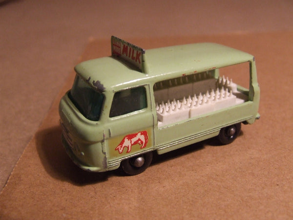 Lesney Commer Bottle Milk Float No 21C Vintage 1960's