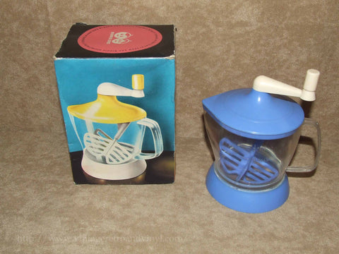 Modern Miss Mixer - Boxed - Vintage - Made In Eng - Pippin Toys - Raphael Lipkin - Vintage Retro And Vinyl - 1