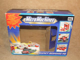 Micro Machines Emergency Response HQ Boxed Complete & Swamp Snap Rally & Extras - Vintage Retro And Vinyl - 9