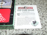 Monopoly The Card Game 2 to 6 Players Aged 8+ Boxed - Vintage Retro And Vinyl - 4