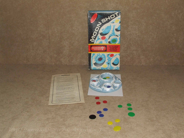 Moonshot - Guardsman Games - 1960's Approx - Vintage Retro And Vinyl - 1