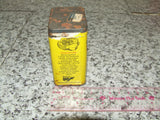Colmans Mustard Tin And Contents Opened Paper Cover 1970's - Vintage Retro And Vinyl - 4