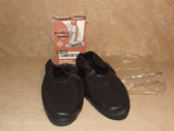 De Luxe Comfortable Modern Overshoe XL Black Vintage Made In Hong Kong Boxed - Vintage Retro And Vinyl - 1