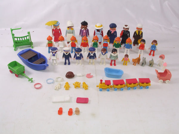 Playmobil 1980s Bundle Figures & Accessories