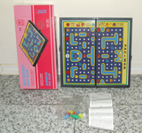 Magnetic Pac Man Game Boxed For  2 Players Aged 6+