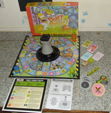 The Simpsons Don't Panic Family Board Game