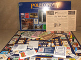 Poleconomy Board Game Boxed And Complete Woodrush Games Vintage 1983 10+ - Vintage Retro And Vinyl - 1