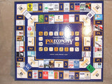 Poleconomy Board Game Boxed And Complete Woodrush Games Vintage 1983 10+ - Vintage Retro And Vinyl - 2