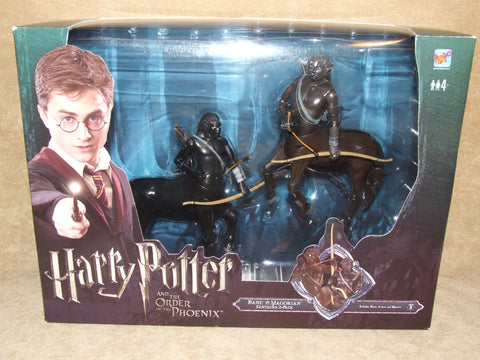 Harry Potter And The Order Of The Pheonix Bane And Magorian Centaurs 2 Pack NEW - Vintage Retro And Vinyl - 1