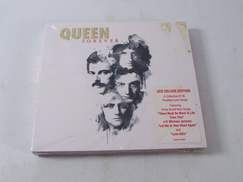 Queen Forever 2CD Deluxe Edition Brand New Sealed