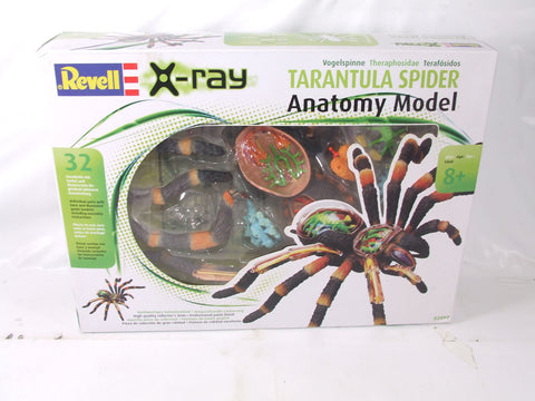 Revell X-Ray Tarantula Spider Boxed Complete High Quality Collectors Item