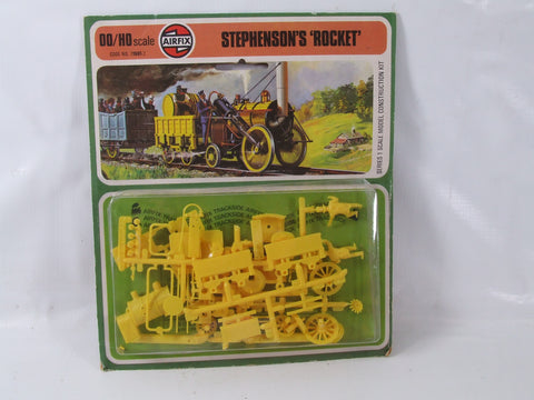 Airfix Stephensons Rocket OO/HO Scale Series 1 Model Construction Kit