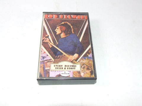 Rod Stewart Every Picture Tells A Story Cassette
