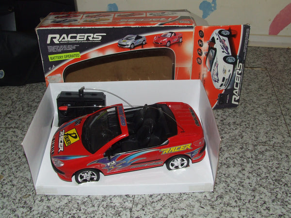 Weidy RC Racers Remote Control Car