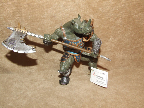 PAPO Fantasy Action Figure Rhinoman New With Tags