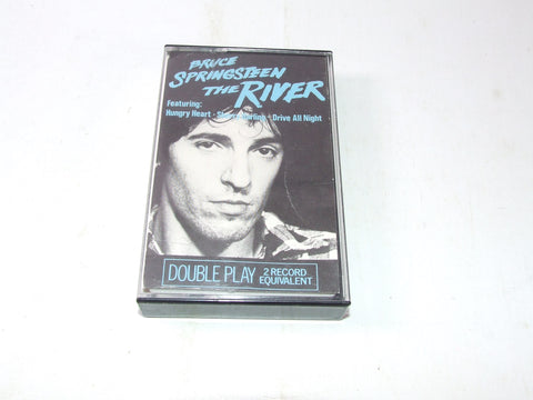 Bruce Springsteen The River Cassette