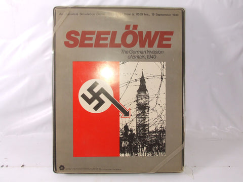 Seelowe The German Invasion Of Britain 1940 Wargame Boxed