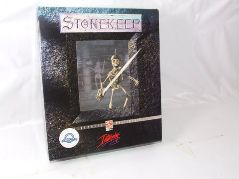 Stonekeep PC CD Rom Role Playing Game Big Box Edition