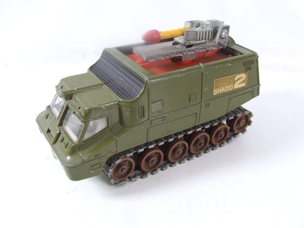 Dinky Shado 2 Mobile UFO Gerry Anderson With Working Missile #353