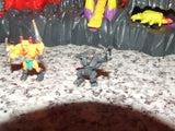 Mighty Max Trapped In Skull Mountain With Figures - Playset - Vintage Retro And Vinyl - 7
