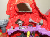 Mighty Max Trapped In Skull Mountain With Figures - Playset - Vintage Retro And Vinyl - 9