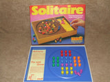 Solitaire With Fox & Geese - Merit - Made In Gt Britain - Boxed & Complete VGC - Vintage Retro And Vinyl - 4
