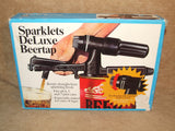 Sparklets Deluxe Beertap Vintage Boxed 1980's Fits 4 5 And 7 Pint Cans - Vintage Retro And Vinyl - 9