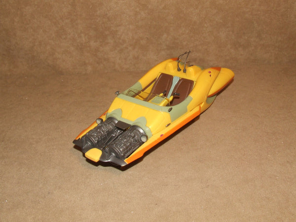 STAR WARS Anakin Skywalker Speeder With Blast Off Panels Hasbro 2002 - Vintage Retro And Vinyl - 1