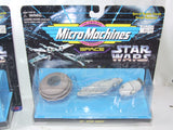 Micro Machines Star Wars IX, X & XI New
