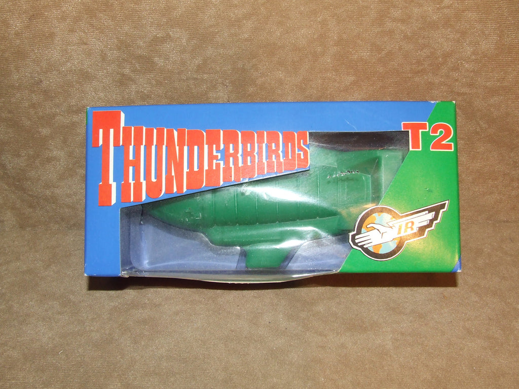 Thunderbird 2 Soap Boxed FAB Napa Products Made In England 1993 - Vintage Retro And Vinyl - 1