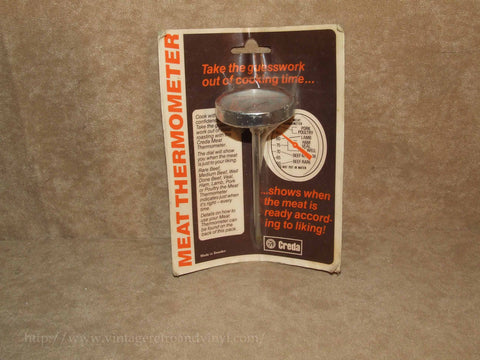Creda Meat Thermometer New Old Shop Stock Vintage - Vintage Retro And Vinyl - 1
