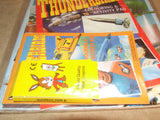 Thunderbirds Playpack By Grand Dreams Sealed Vintage 1992 Colouring And Activity - Vintage Retro And Vinyl - 5